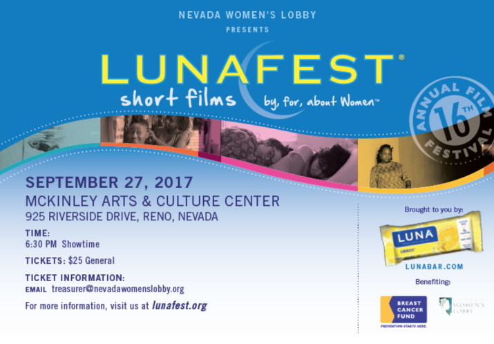 LunaFest: 90 minutes of award-winning short films made by women!